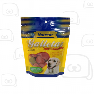 nutrion galletas especiales para perros