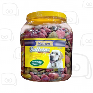 galletaas nutrion deliciosas para tu mascota